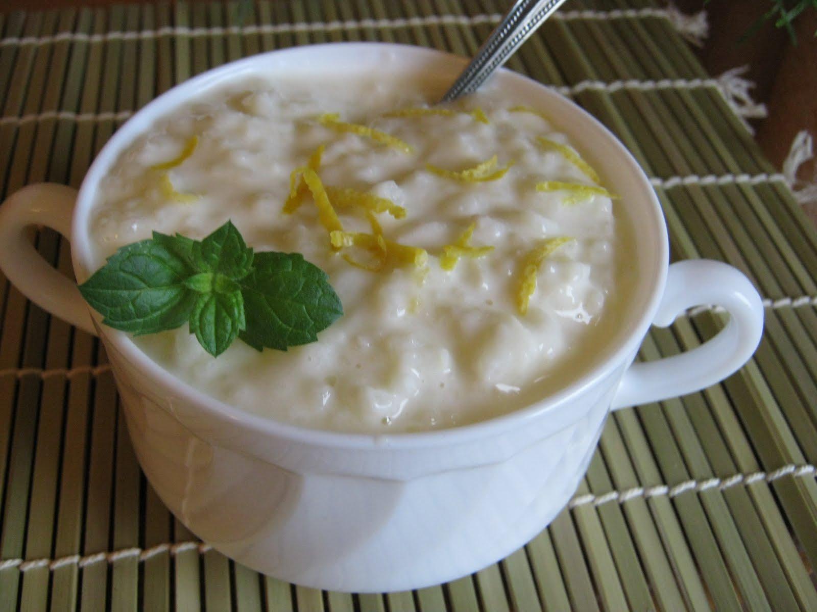 рецепты из вчерашней рисовой молочной каши