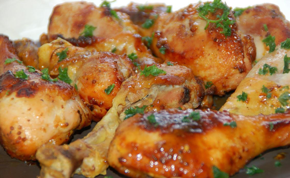 Рецепты в мультиварке куриные бедрышки