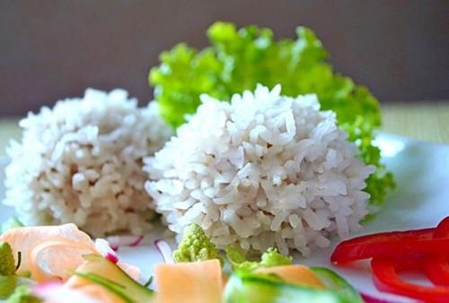 Как сделать ежики из риса