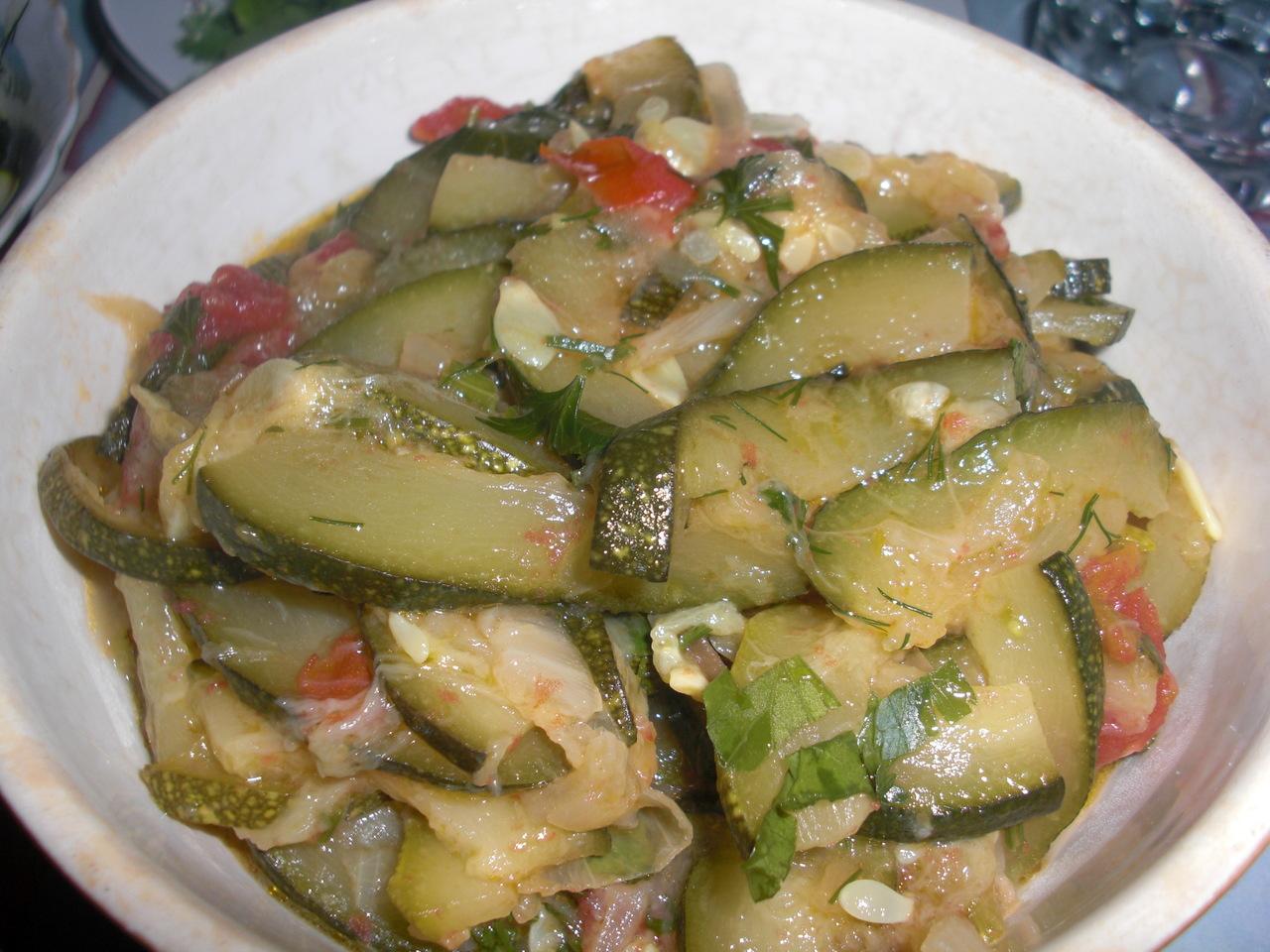 Кабачки с фасолью рецепты пошагово