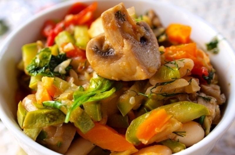 овощное рагу чтобы овощи не развалились фото рецепт