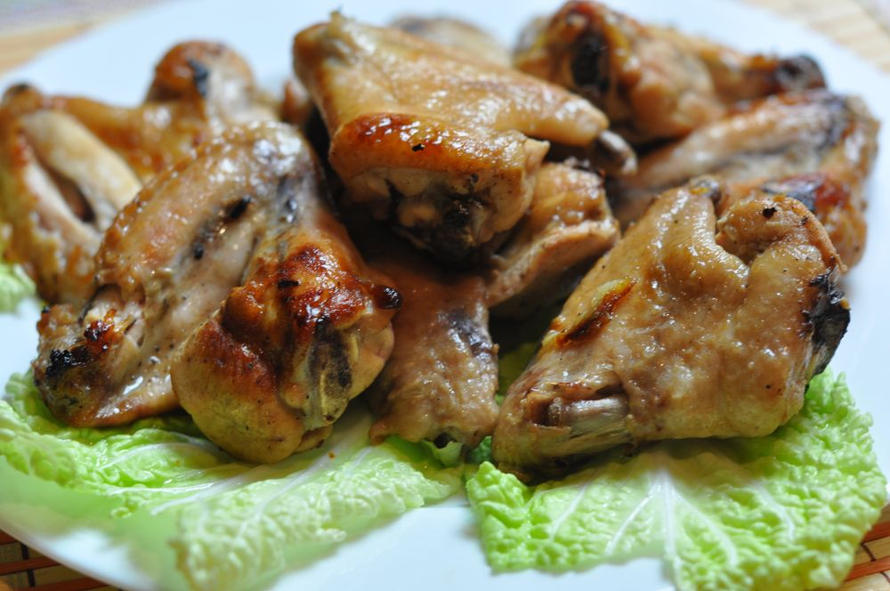 Куриные крылышки в мультиварке редмонд рецепты пошагово
