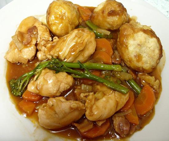 Гуляш из курицы рецепт пошагово со сметаной 80
