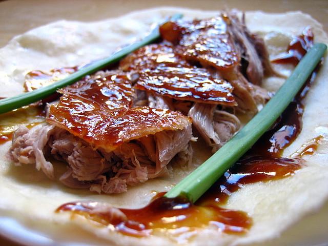 Как готовить утку по пекински в пароварке