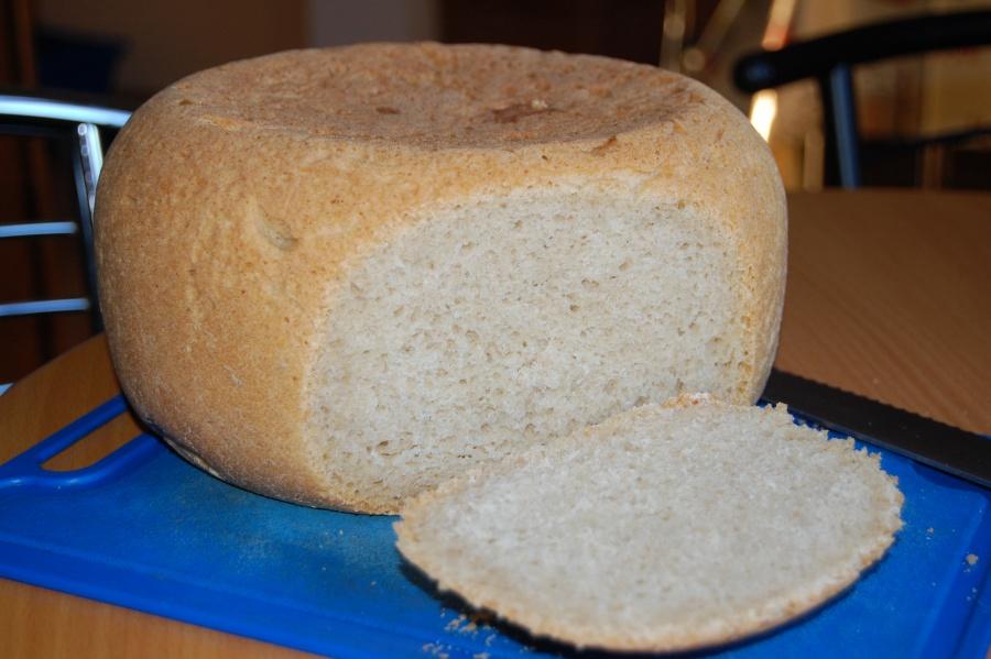 Сделать хлеб в мультиварке
