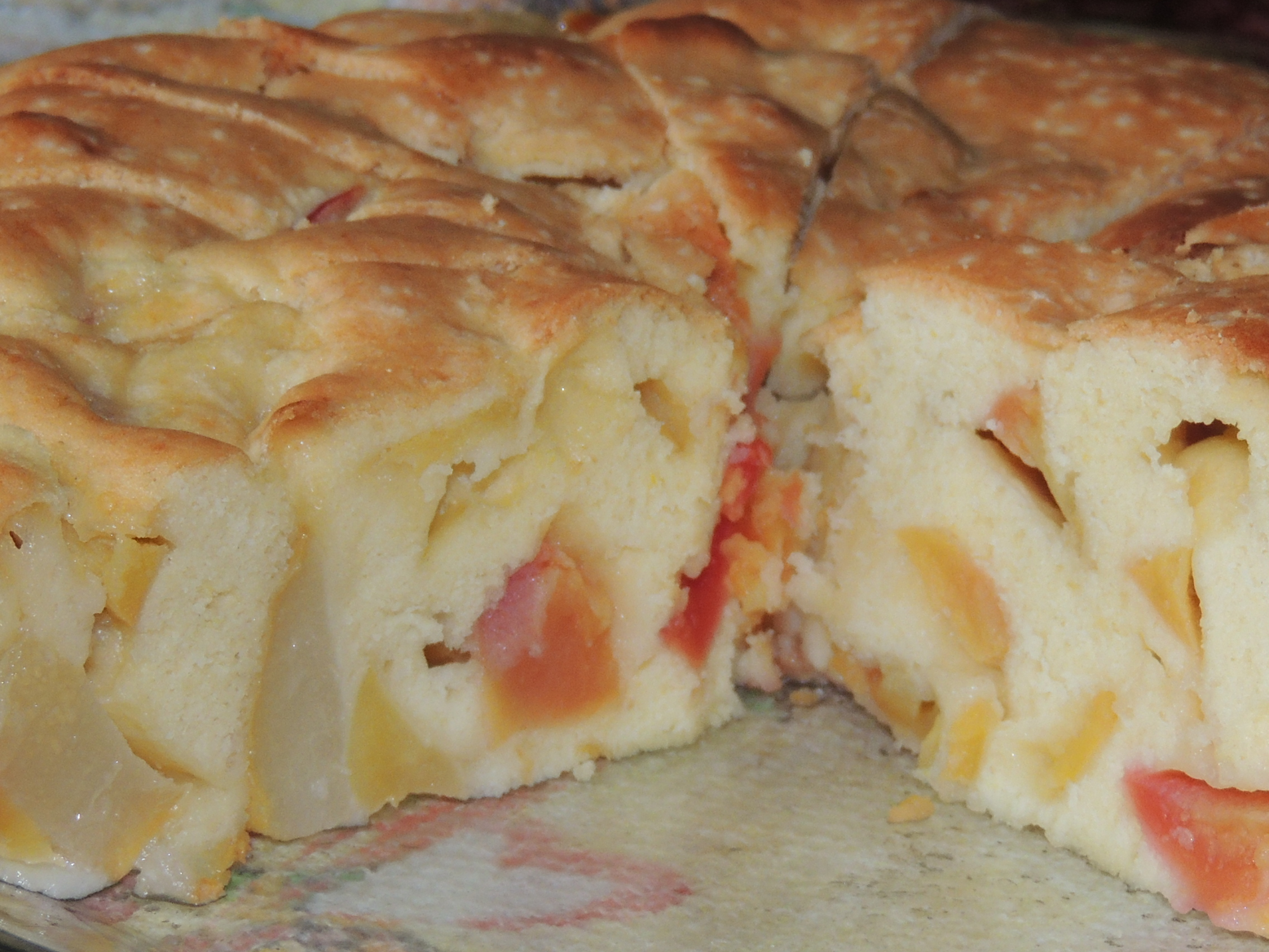 Рецепт самой вкусной шарлотки с яблоками со сметаной пошагово