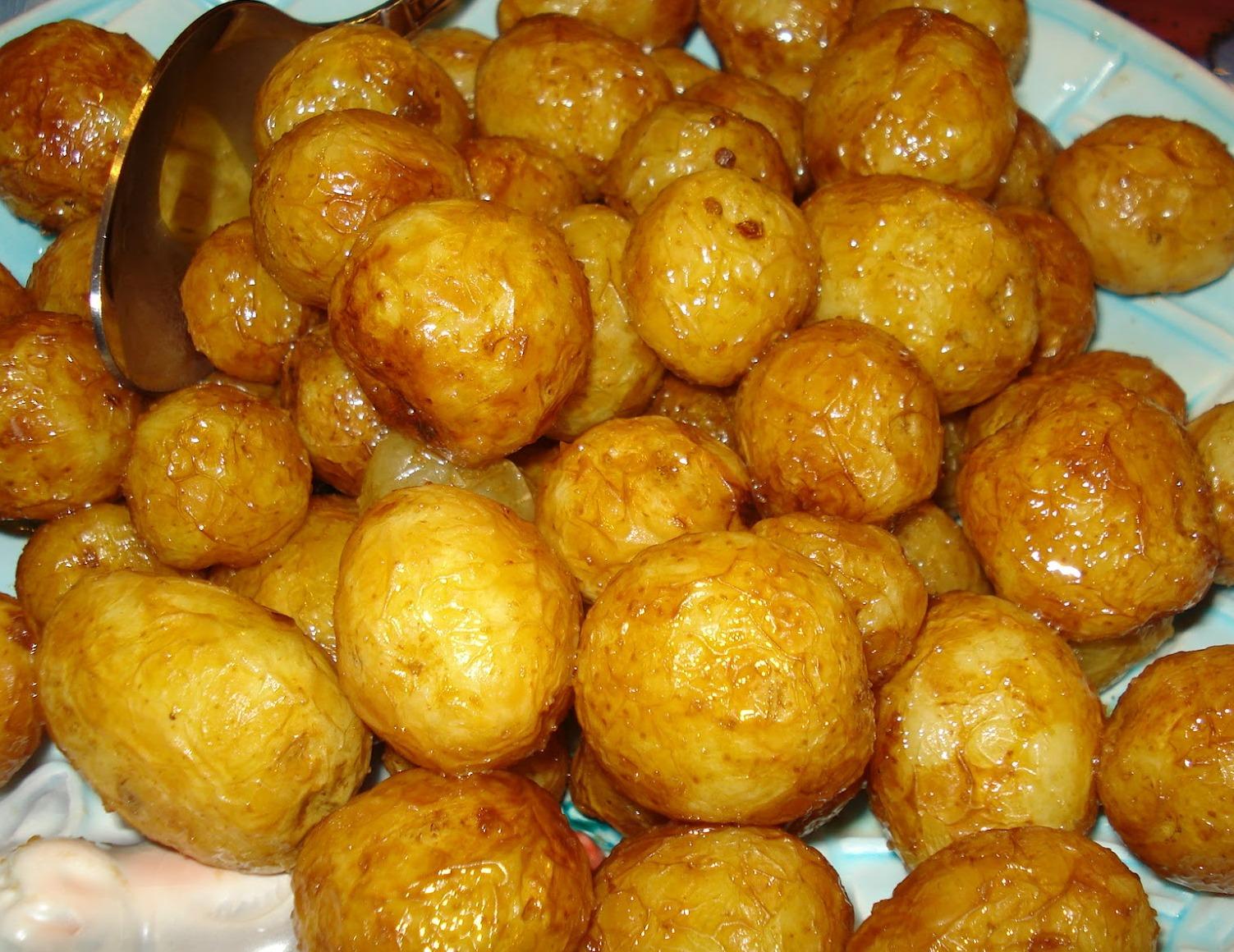 Приготовления картофеля в мультиварке