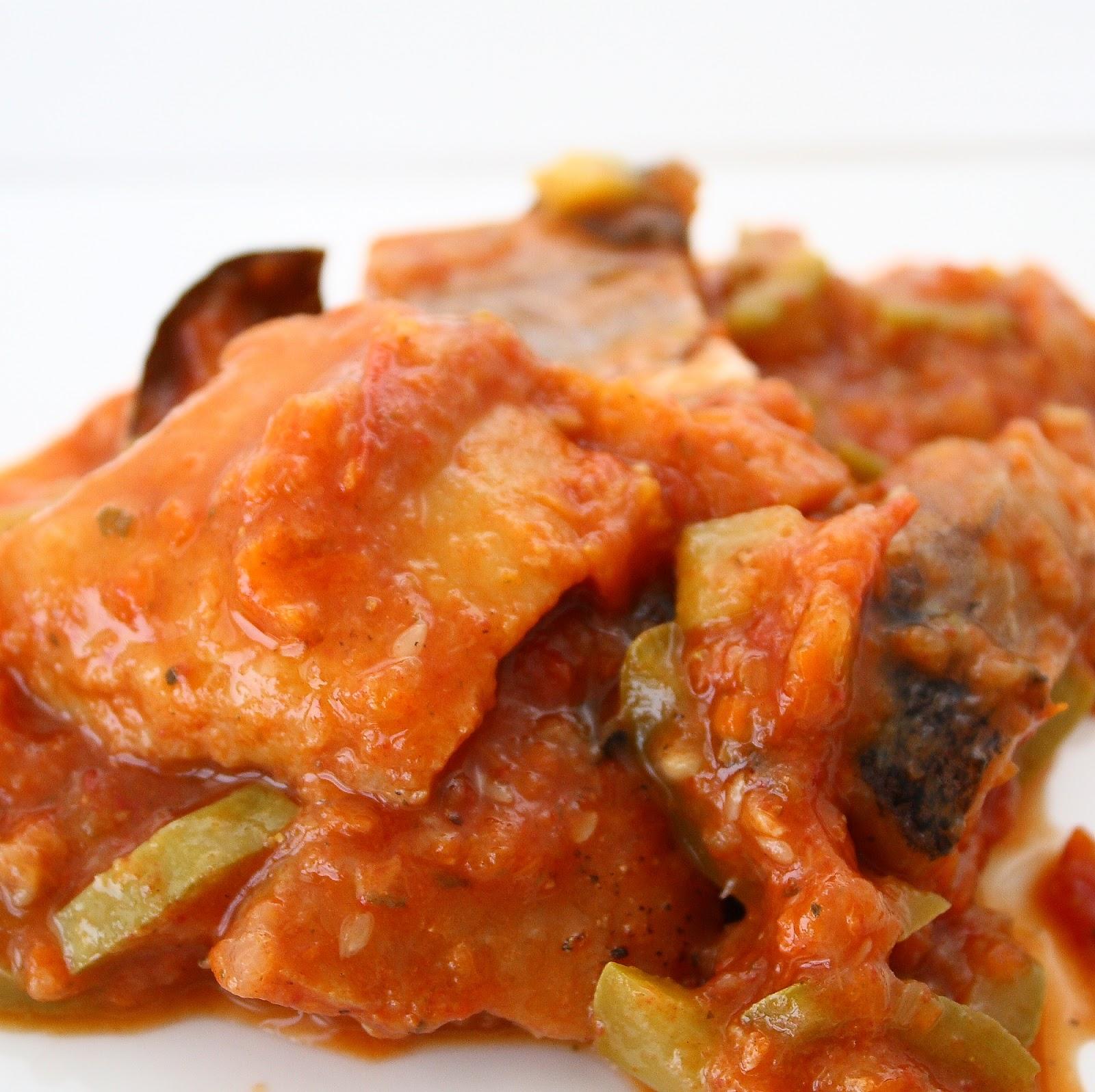 Минтай в томатном соусе в мультиварке рецепты с фото