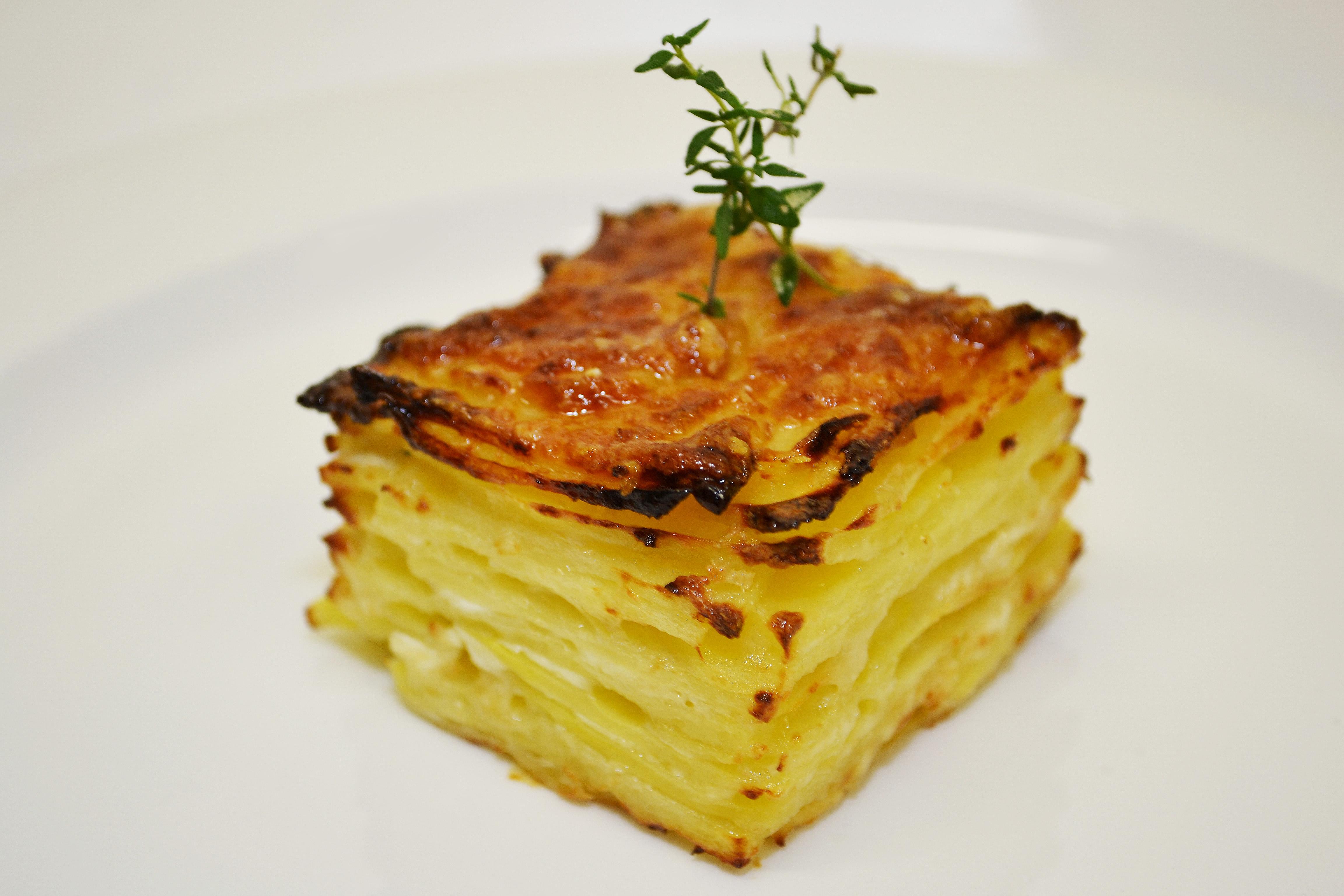 Гратен из картофеля классический рецепт с фото пошагово, как 72