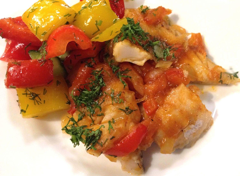 Рыба с овощами в мультиварке рецепты с фото картофелем
