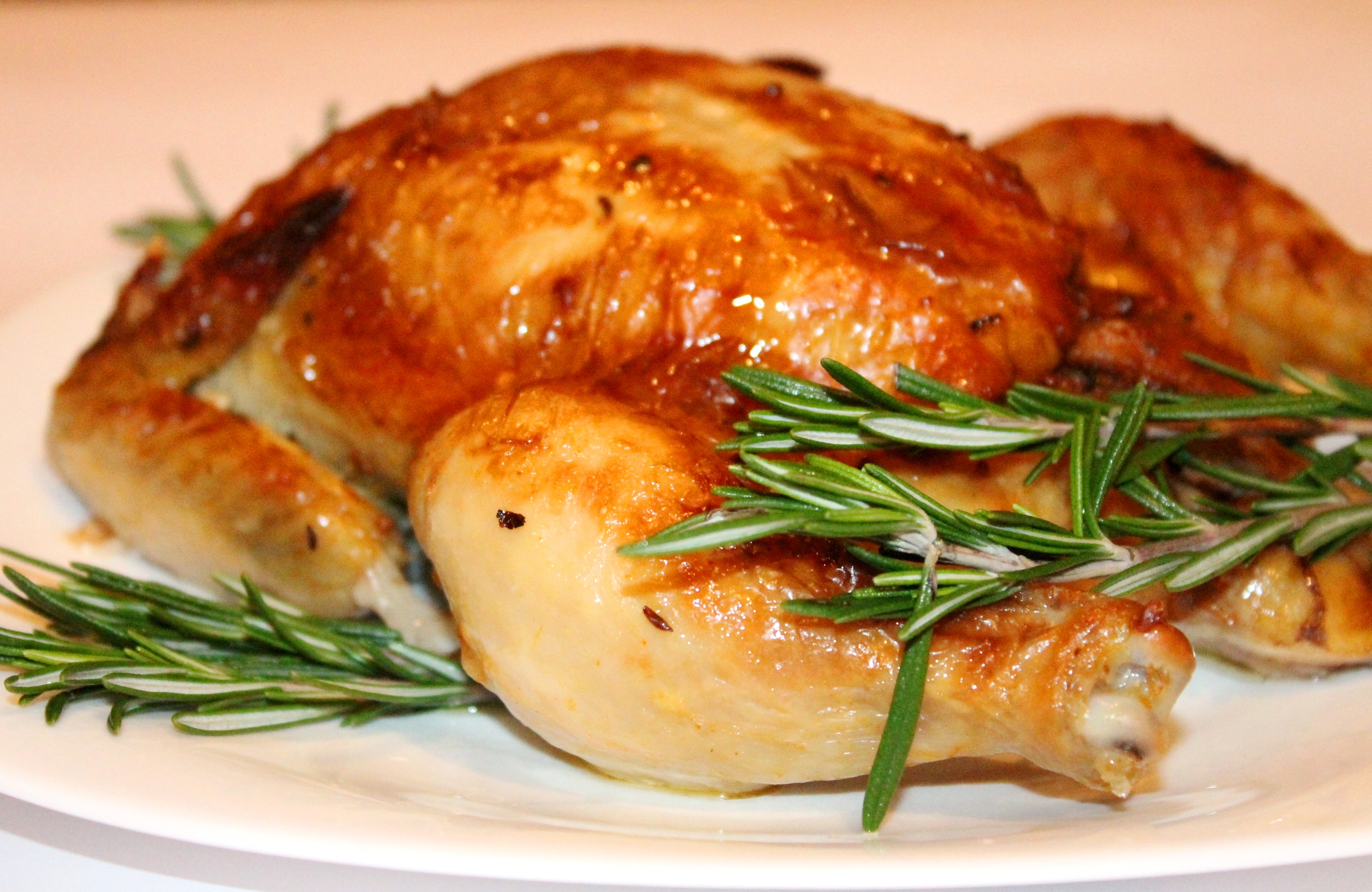 Как замариновать курицу для запекания в духовке целиком рецепт