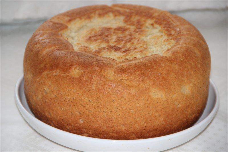 Хлеб в мультиварке с молоком с фото