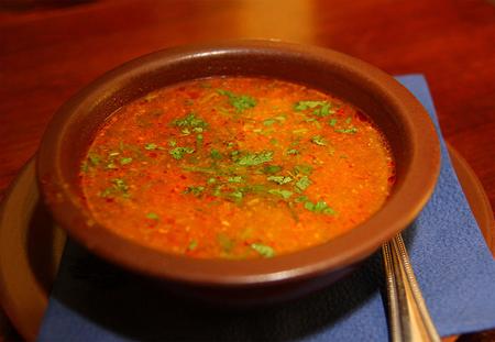 как приготовить суп харчо в мультиварке скарлет