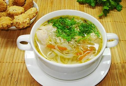как приготовить суп в мультиварке видео