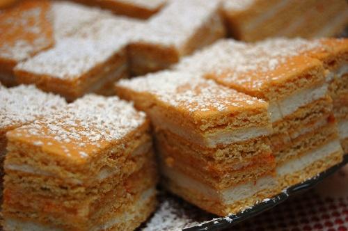 Рецепты тортов для мультиварки медовик