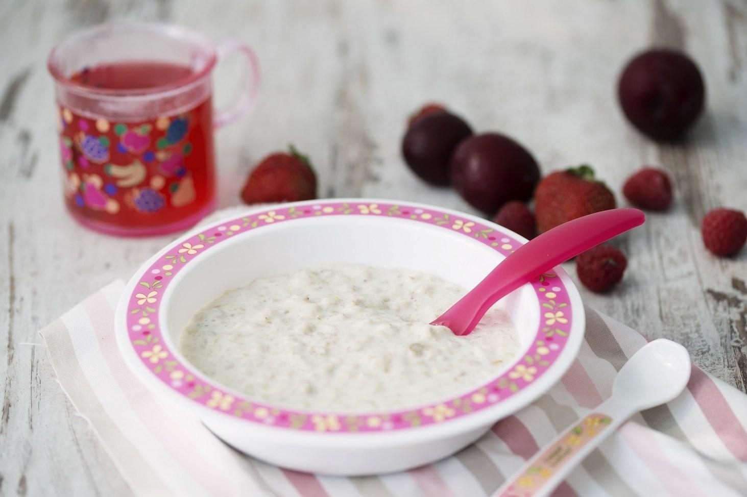 Овсяная молочная каша в мультиварке рецепты с фото
