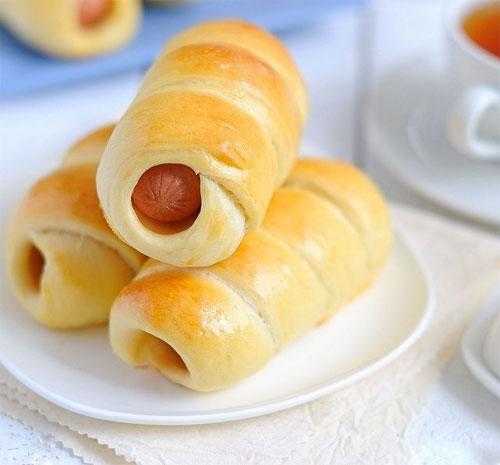 Фото рецепты блюд с сосисками в мультиварке