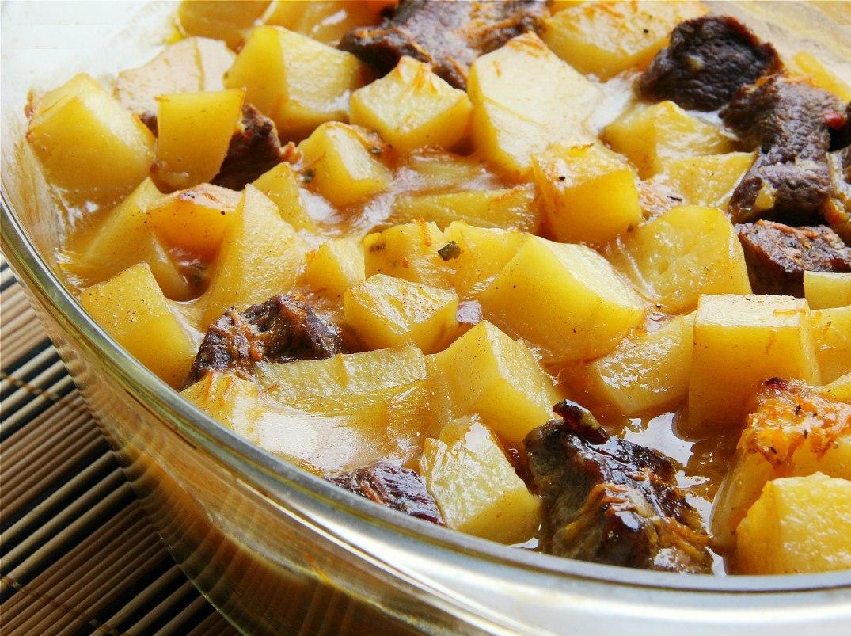 Картошка по деревенски в мультиварке поларис рецепты пошагово