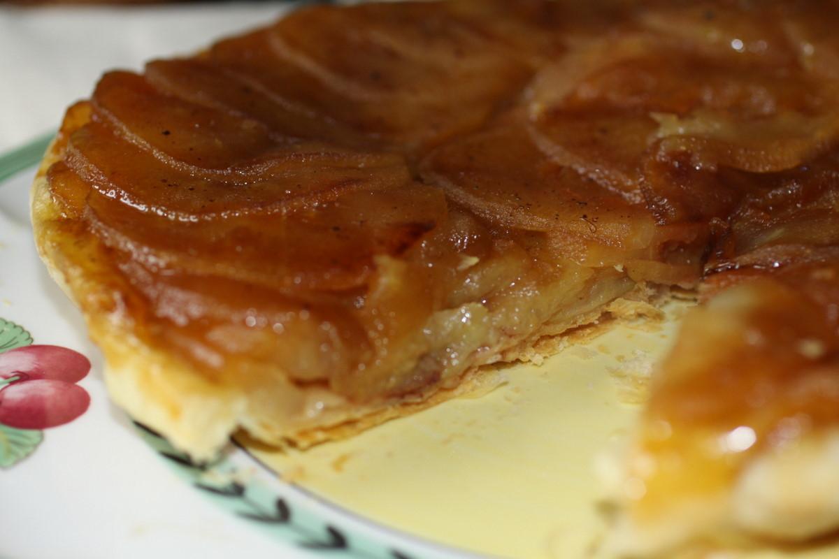 Тесто слоеное в мультиварке с яблоками рецепт с пошагово