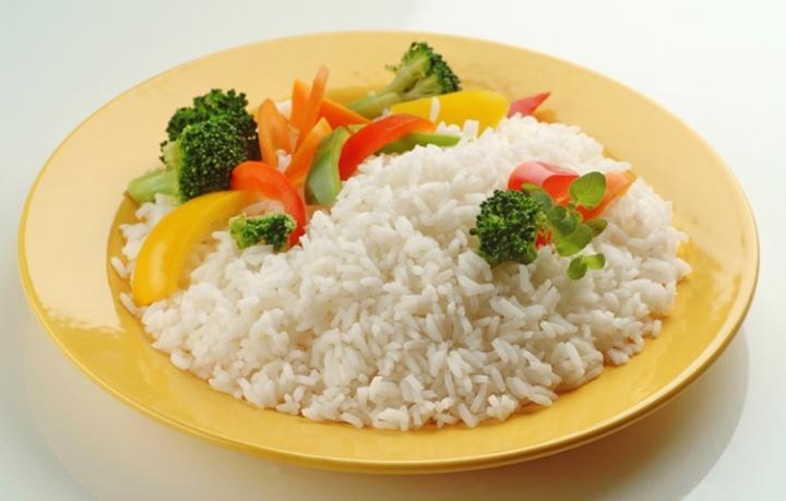 Как сварить рис к рыбе