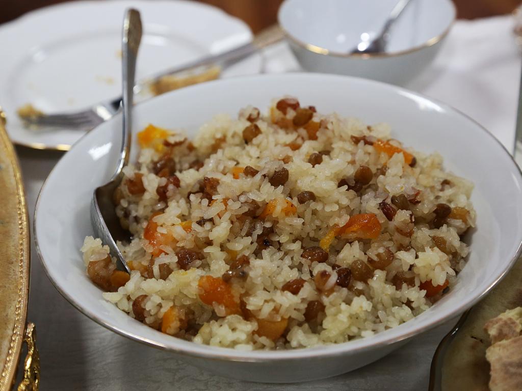 Рисовая каша с яблоками в мультиварке  Кулинарные рецепты