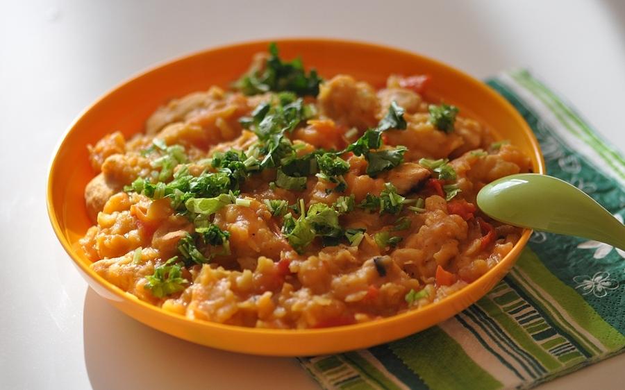 Люблю готовить Каша в мультиварке Поларис  Люблю готовить