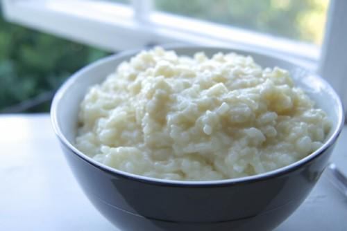 Рисовая каша на молоке в мультиварке поларис