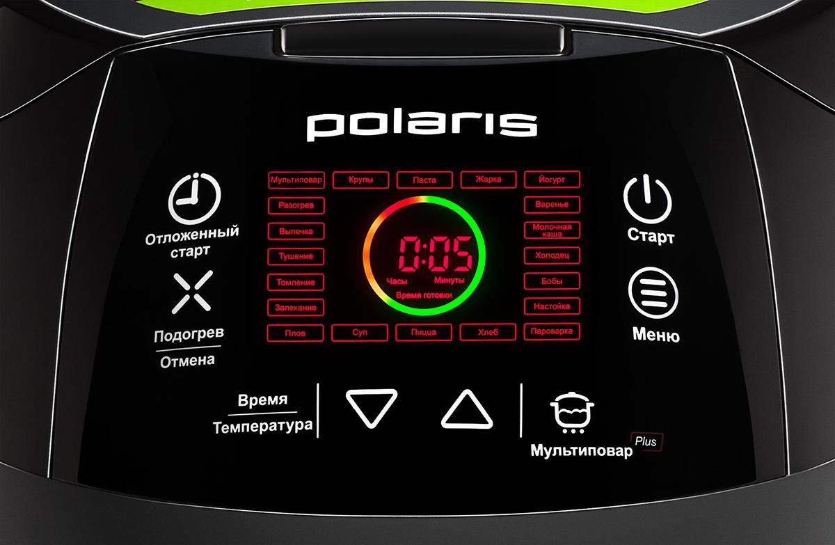 инструкция мультиварки polaris pmc0527d