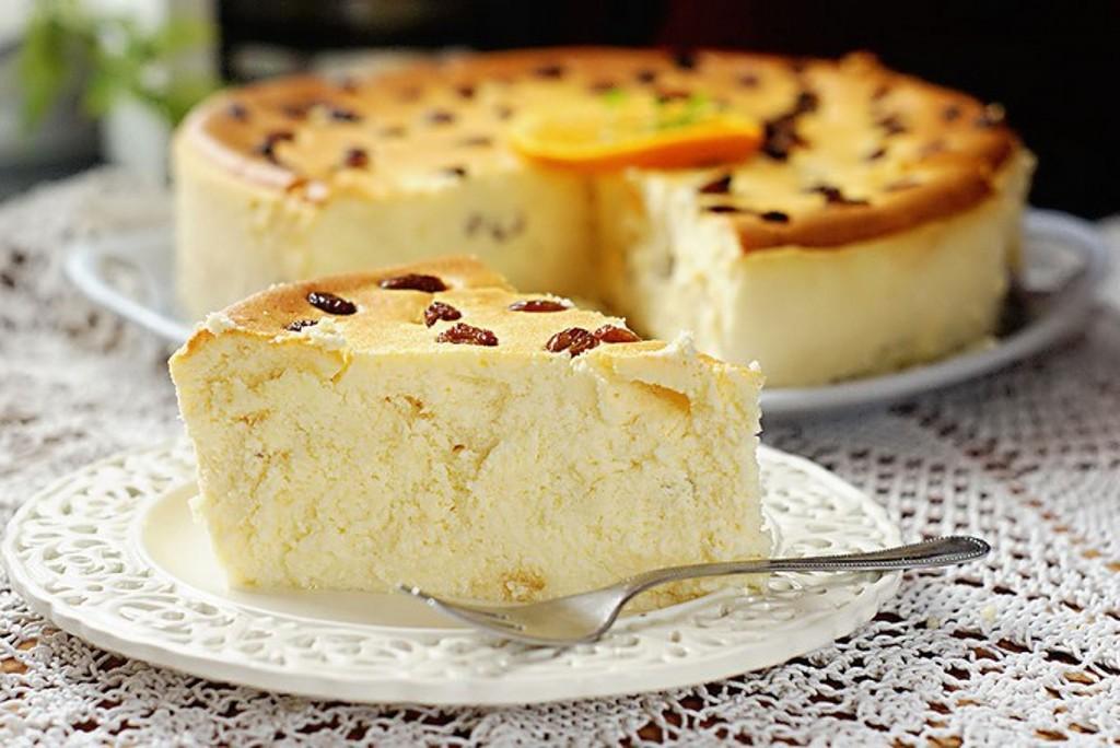 Рецепт творожной запеканки с сыром в мультиварке
