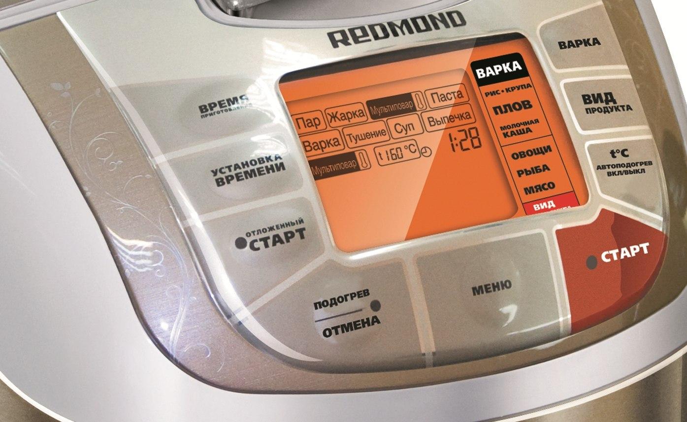 Мультиварка redmond m70 инструкция