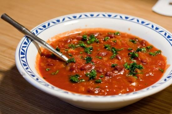 суп с белой фасолью консервированной рецепты с фото