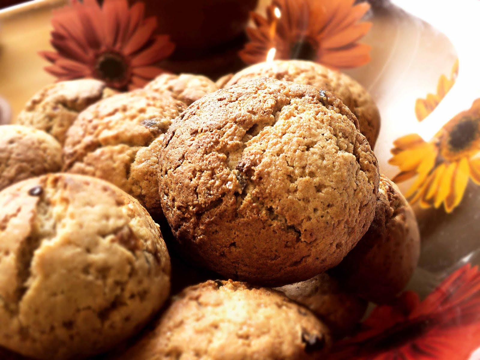 овсяное печенье мягкое рецепт с фруктами