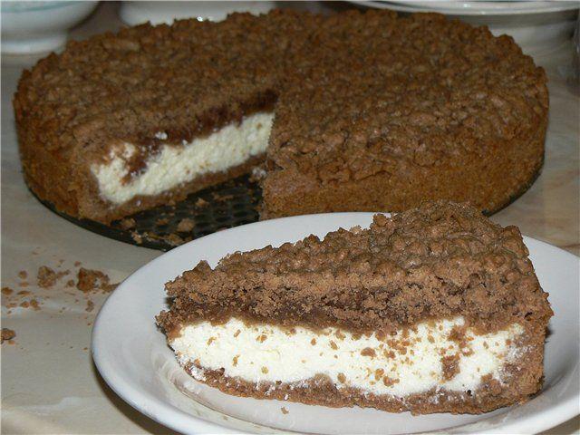 пироги рецепты с творогом и вареньем