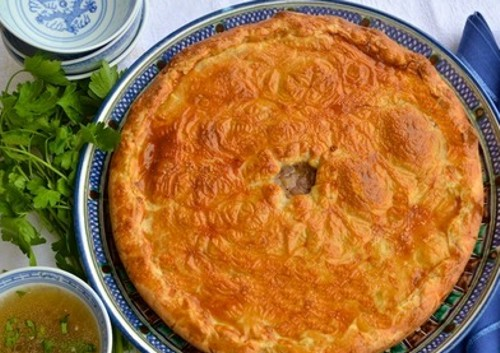 Мясные пироги в мультиварке рецепты с 172