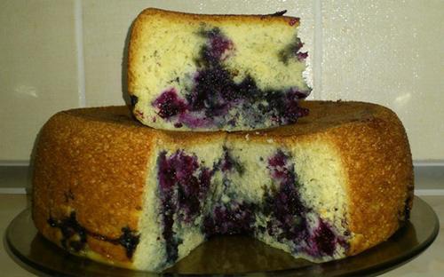 Пышный пирог на молоке рецепт с фото