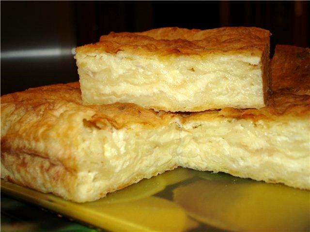 Слоеное тесто с малиной рецепт с пошагово в духовке 78