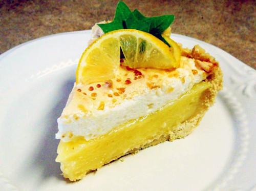 Рецепты для мультиварки лимонный торт