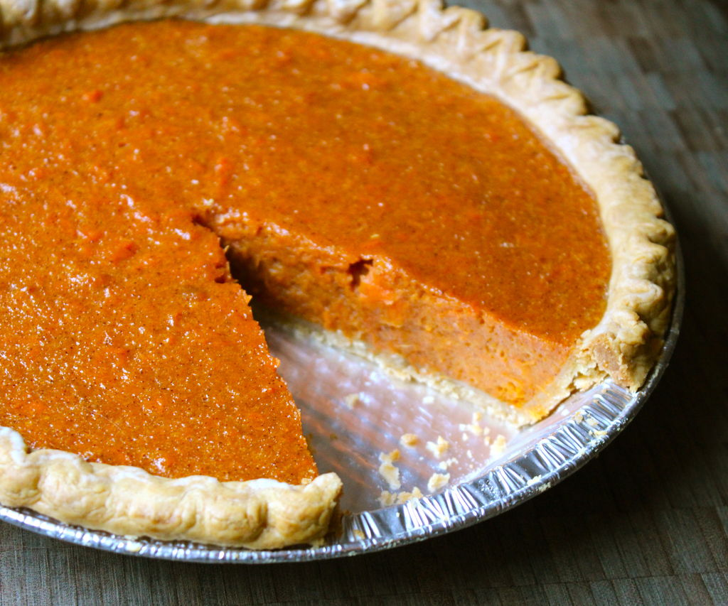 Рецепт морковного пирога в мультиварке с фото