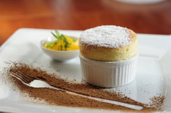 рецептура суфле ванильное