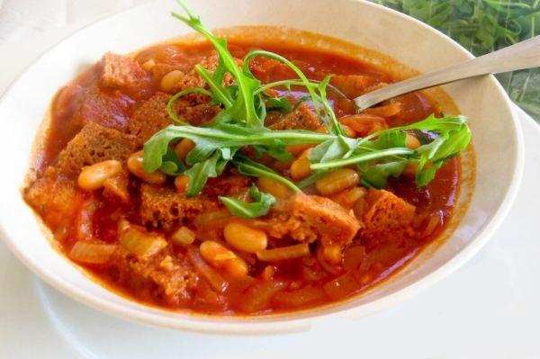 Суп из красной фасоли в мультиварке