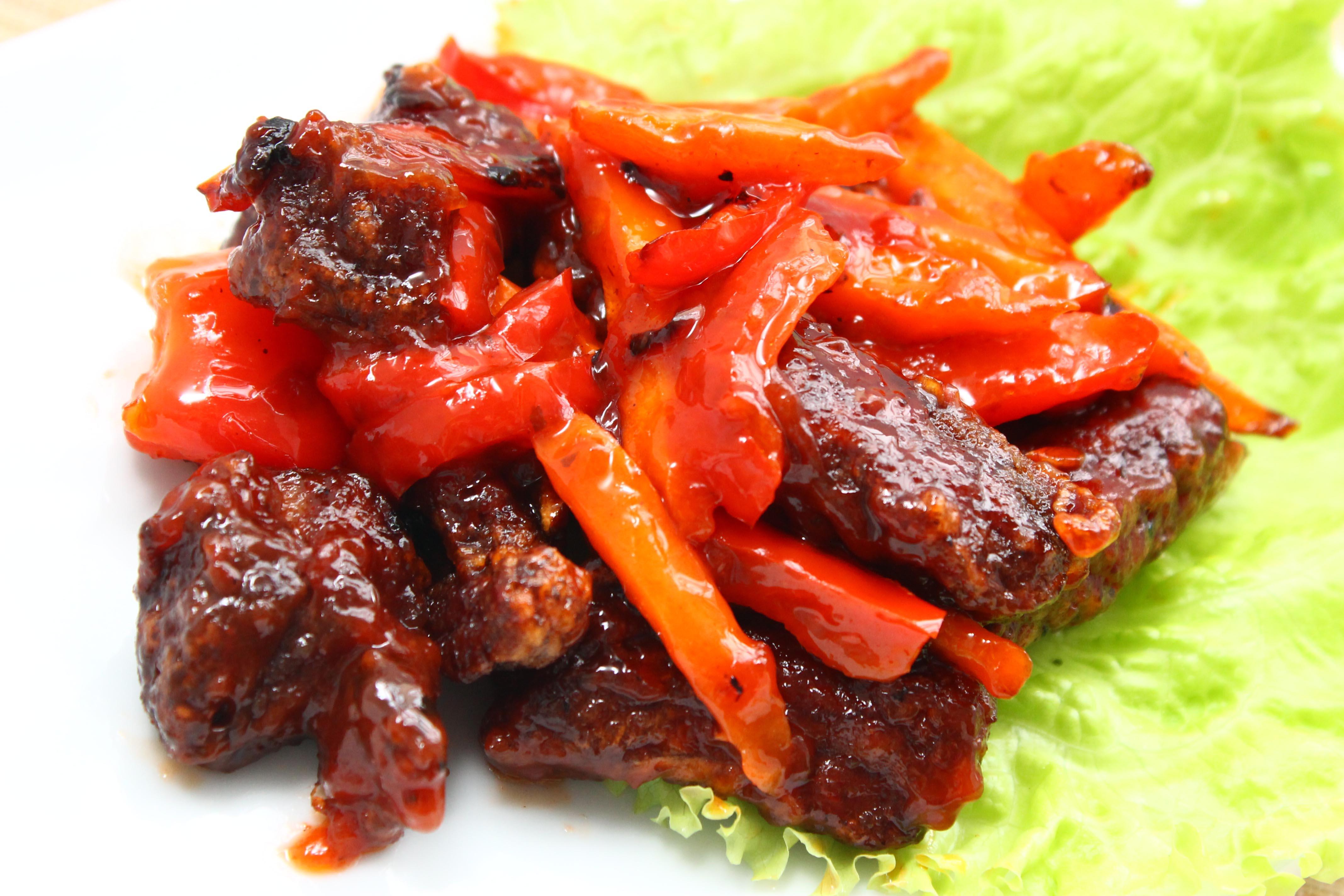 мясо в овощами в мультиварке рецепты с фото