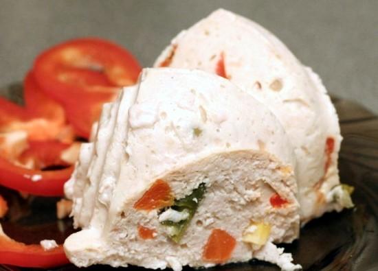 рецепты куриное суфле суфле в мультиварке