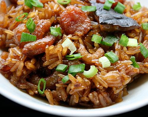 Китайский рис с овощами рецепт как в ресторане