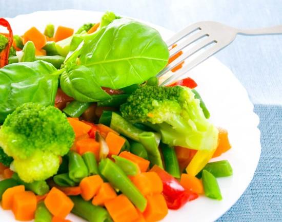 Рецепты овощей в мультиварке на пару