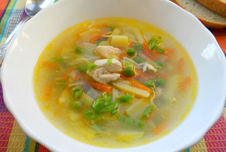 диетические супы рецепты при панкреатите в мультиварке