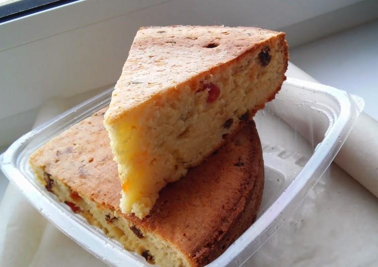 Творожные кексы с цукатами рецепты с фото