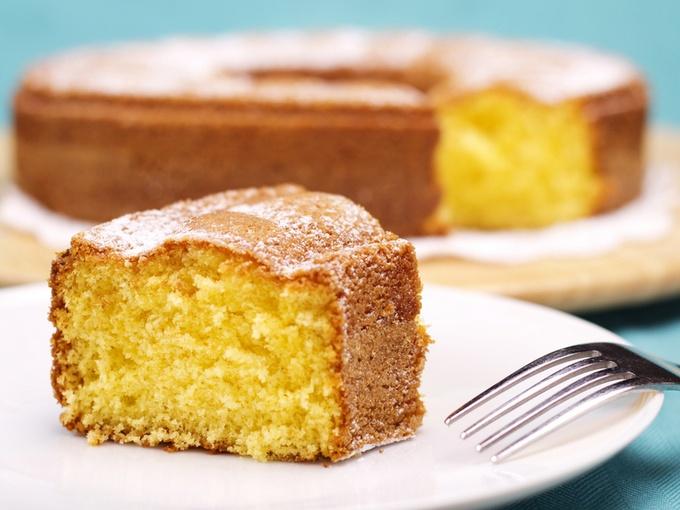 рецепт кекс творожный с фото