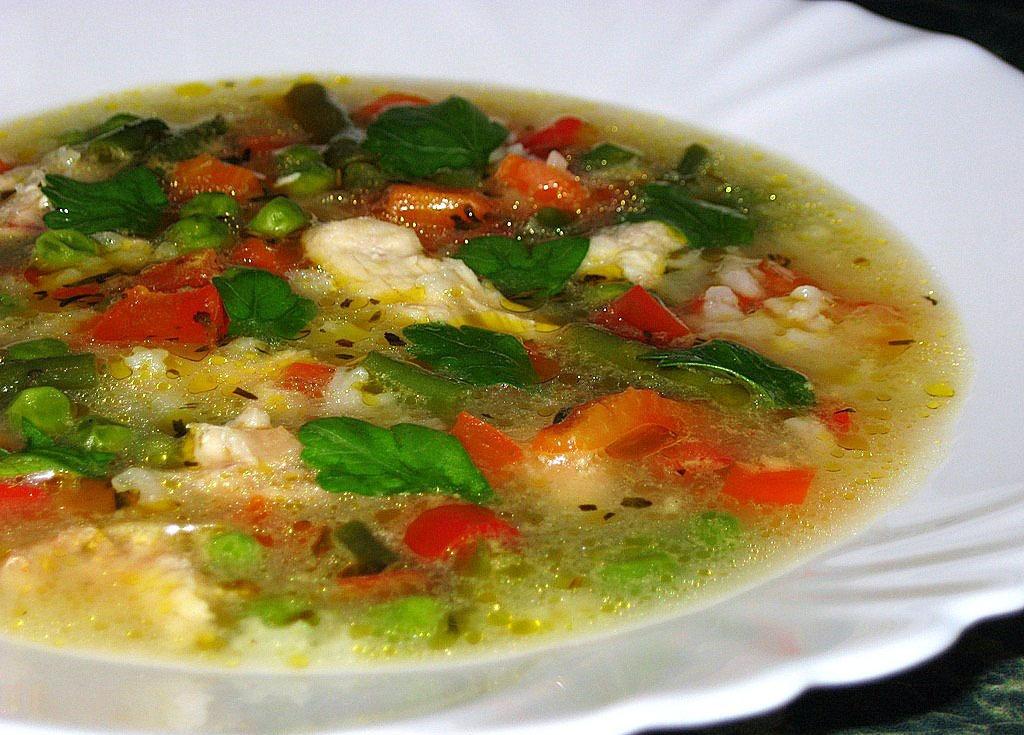 супы рецепты с фото простые и вкусные со свининой