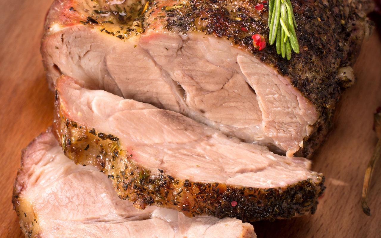 Запеченное мясо в домашних условиях