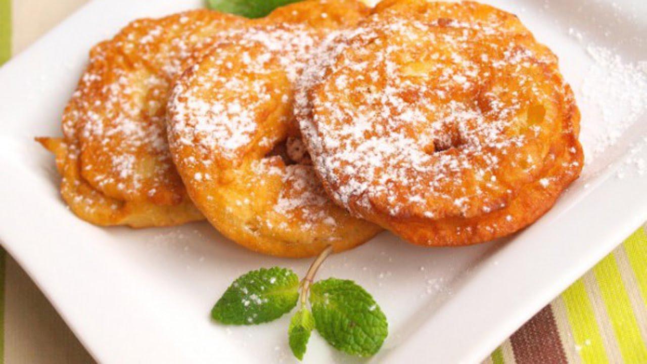 Рецепты блюда из яблок